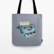 The Composition. Tote Bag