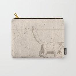 Johann Bayer - Uranometria / Measuring the Heavens (1661) - 01 Ursa Minor / Little Bear Carry-All Pouch