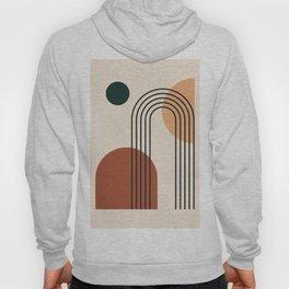 geometric abstract 59 Hoody