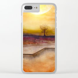 LoneTree 03 Clear iPhone Case