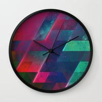 let it go Wall Clocks featuring let go by Spires