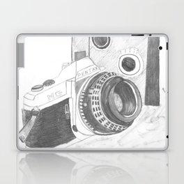Pentax Illustrated Laptop & iPad Skin