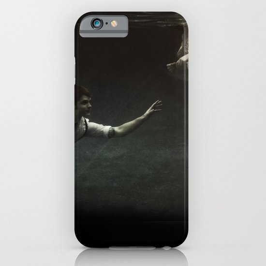 abyss of the disheartened : X iPhone & iPod Case