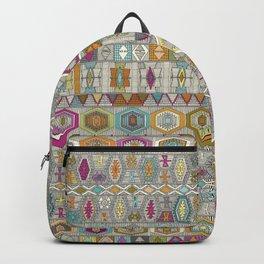 kilim pembe Backpack