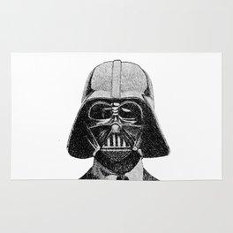 Darth Vader portrait #2 Rug