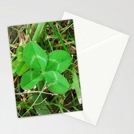 Four-Leaf Clover 2012-04-25 11.42 Stationery Cards