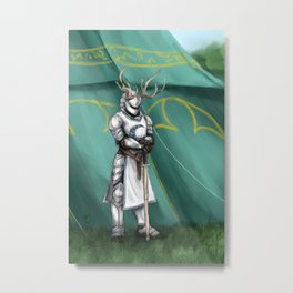 The Tourney Metal Print