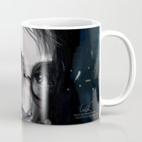 harry Mugs featuring Harry by LucioL