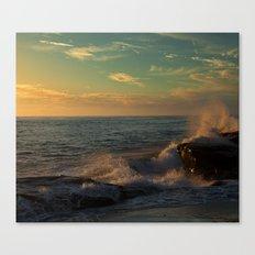 Golden Afternoon Canvas Print