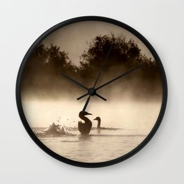 Now that I can dance Wall Clock