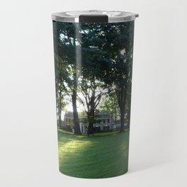 Graceland in the morning Travel Mug