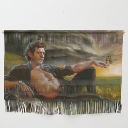 Ian Malcolm: From Chaos Wall Hanging