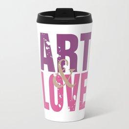 Art&Love Travel Mug