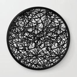 Grunge Art Abstract  G59 Wall Clock