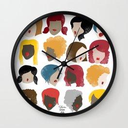 Harry the Hairdresser Wall Clock