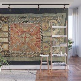 Kaitag 18th Century Caucasian Embroidery Print Wall Mural
