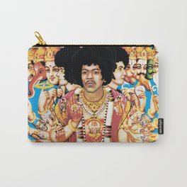 Hendrix Experience - Axis Bold As Love Carry-All Pouch