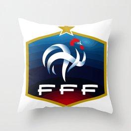 FFF Throw Pillow