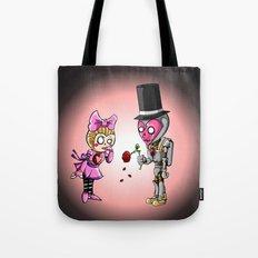 Rose for my sad Valentine Tote Bag