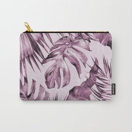 TROPICAL GARDEN 3 Carry-All Pouch