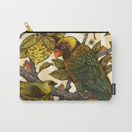 Citrine Carry-All Pouch