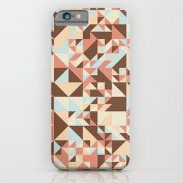 Pattern 102 iPhone Case