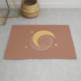 Moon Sparkle Gold - Celestial Rug