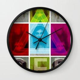 See You In Reno - Jesus Tri Wall Clock