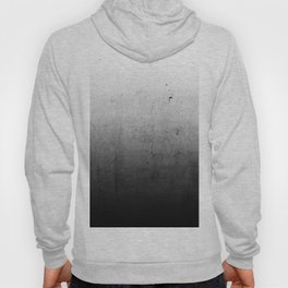 Black Ombre Concrete Texture Hoody