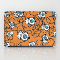 scuba iPad Cases featuring Scuba Squad by Marc Weiss Designs