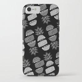 Pineapples (Dark/Sliced) iPhone Case