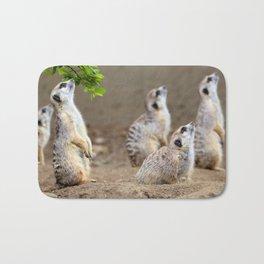 Meerkats - We're on the Lookout Bath Mat