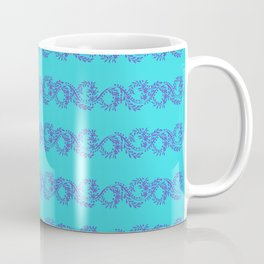 Floral Wave - Blueberry Patch Coffee Mug