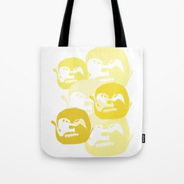 One line Tote Bag