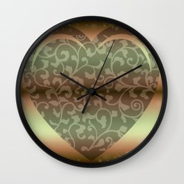 Inspired Dream Wall Clock
