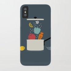 vegetables Slim Case iPhone X