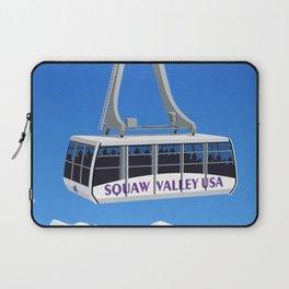 Squaw Valley Ski Resort ,LakeTahoe , California Laptop Sleeve