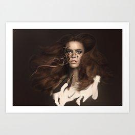 MARA 02 Art Print