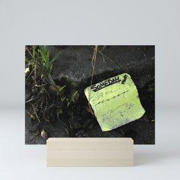 someday... Mini Art Print