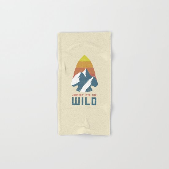 Journey Into the Wild Hand & Bath Towel