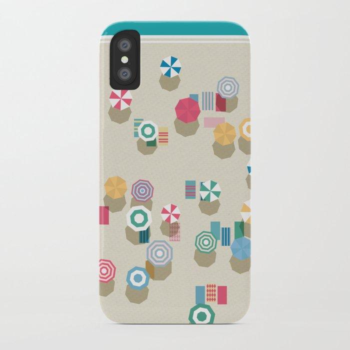 Summer High iPhone Case