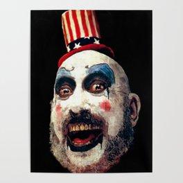 Captain Spaulding Poster