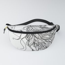 Sun and Moon II Fanny Pack