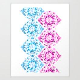 Mandala Series 01 Art Print