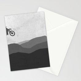 Motocross Dirt Bike Stationery Cards