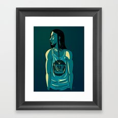 EMIR Framed Art Print
