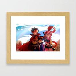 TTGL Framed Art Print