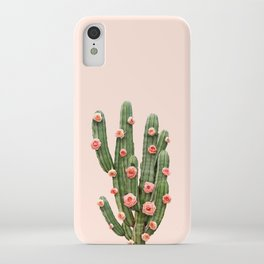CACTUS AND ROSES iPhone Case