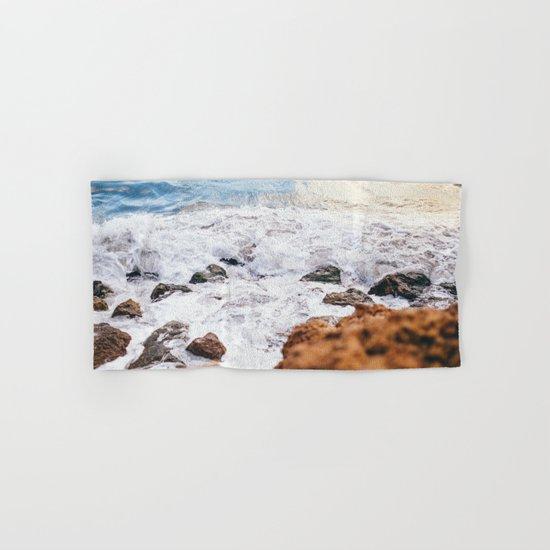 Wild Summer #society6 #print #decor #art Hand & Bath Towel