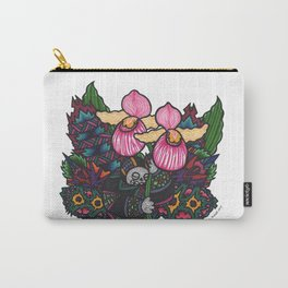 Capricious Beauty (Botanical Bliss) Carry-All Pouch